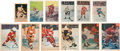 Hockey Cards:Lots, 1951 - 1954 Parkhurst Hockey Collection (35). ...