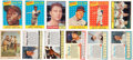 Baseball Cards:Lots, 1957 - 1962 Topps, Fleer and Post Cereal Baseball card Collection(89). ...