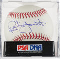 Autographs:Baseballs, Robin Yount Single Signed Baseball, PSA Mint +9.5....