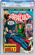 Bronze Age (1970-1979):Horror, Tomb of Dracula #19 (Marvel, 1974) CGC NM+ 9.6 White pages....