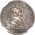 Seated Half Dollars, 1842-O 50C Small Date, Small Letters XF40 NGC....