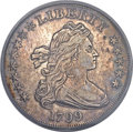 Early Dollars, 1799 $1 8x5 Stars VF30 PCGS. B-23, BB-159, R.3....
