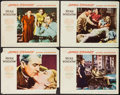 "Movie Posters:Hitchcock, Rear Window (Paramount, 1954). Lobby Cards (4) (11"" X 14"").Hitchcock.. ... (Total: 4 Items)"