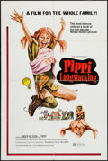 """Movie Posters:Comedy, Pippi Longstocking (Endgame Entertainment, 1969). One Sheet (27"""" X 41""""). Comedy.. ..."""