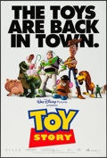 "Movie Posters:Animation, Toy Story and Others Lot (Buena Vista, 1995). One Sheets (3) (27"" X 40"") DS Advance & Regular Styles. Animation.. ... (Total: 3 Items)"