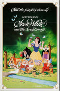 "Movie Posters:Animation, Snow White and the Seven Dwarfs & Others Lot (Buena Vista,R-1983). One Sheets (3) (27"" X 41""). Animation.. ... (Total: 3Items)"