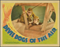 """Movie Posters:Action, Devil Dogs of the Air (Warner Brothers, 1935). Lobby Card (11"""" X 14""""). Action.. ..."""