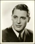 "Movie Posters:Miscellaneous, Cary Grant (Paramount, 1930s). Portrait Photo (8"" X 10""). Miscellaneous.. ..."