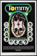 "Movie Posters:Rock and Roll, Tommy (Columbia, 1975). One Sheet (27"" X 41"") Flat Folded. Rock andRoll.. ..."