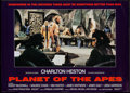 """Movie Posters:Science Fiction, Planet of the Apes (Pyramid Publishing, 1980s). British Commercial Poster (24"""" X 33.75""""). Science Fiction.. ..."""