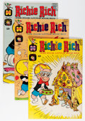 Silver Age (1956-1969):Humor, Richie Rich File Copies Group (Harvey, 1968-70) Condition: Average VF/NM.... (Total: 32 Comic Books)