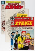Silver Age (1956-1969):Miscellaneous, Harvey Hits File Copies Group (Harvey, 1958-87) Condition: Average VF/NM.... (Total: 110 Comic Books)
