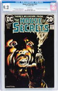 Bronze Age (1970-1979):Horror, House of Secrets #103 (DC, 1972) CGC NM- 9.2 White pages....