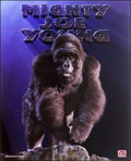 "Movie Posters:Adventure, Mighty Joe Young (Buena Vista, 1998). Lenticular Poster (15.5"" X19""). Adventure.. ..."