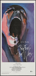 "Movie Posters:Rock and Roll, Pink Floyd: The Wall (MGM, 1982). Australian Daybill (13"" X 28"").Rock and Roll.. ..."