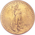 Saint-Gaudens Double Eagles, 1914 $20 MS63 NGC....