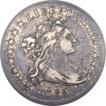 Early Dollars, 1796 $1 Small Date, Large Letters, B-4, BB-61, R.3 XF40 PCGS....