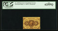 Fractional Currency:First Issue, Fr. 1228 5¢ First Issue PCGS New 62PPQ.. ...