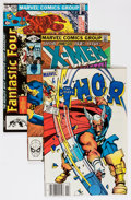 Modern Age (1980-Present):Miscellaneous, Marvel Modern Age Short Box Group (Marvel, 1980s) Condition: Average VF/NM.... (Total: 75 Comic Books)