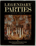 Books:Biography & Memoir, Prince Jean-Louis de Faucigny-Lucinge. Legendary Parties:1922-1972. New York: Vendome Press, 1987. Publishe...