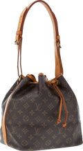 Luxury Accessories:Bags, Louis Vuitton Classic Monogram Canvas Noe PM Shoulder Bag. ...