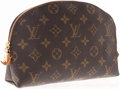 Luxury Accessories:Bags, Louis Vuitton Classic Monogram Canvas Cosmetic Pouch Bag . ...