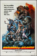 """Movie Posters:Fantasy, Warlords of Atlantis & Other Lot (Columbia, 1978). One Sheets(2) (27"""" X 41""""). Fantasy.. ... (Total: 2 Items)"""