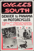 """Movie Posters:Documentary, Cycles South (Dal Arts, 1971). One Sheet (27"""" X 41""""). Documentary.. ..."""