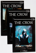 Modern Age (1980-Present):Alternative/Underground, The Crow #2-4 Group Don/Maggie Thompson Collection pedigree(Caliber Press, 1989) Condition: Average VF+.... (Total: 3 ComicBooks)