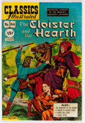 Golden Age (1938-1955):Classics Illustrated, Classics Illustrated #66 The Cloister and the Hearth - First Edition (Gilberton, 1949) Condition: FN....