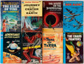 Books:Literature 1900-up, Group of Eight Ace Science Fiction Paperbacks. New York: Ace, 1955-1964. Includes The Exile of Time (F-343), The Chaos... (Total: 8 Items)