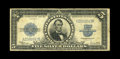 Large Size:Silver Certificates, Fr. 282 $5 1923 Silver Certificate Very Good. This is a nicely centered note with a slight nick in the right margin and an a...