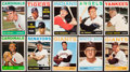 Baseball Cards:Sets, 1964 Topps Baseball Starter Set (262 Different) With Over 30 High Numbers. ...