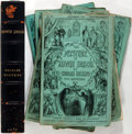Books:Literature Pre-1900, Charles Dickens. The Mystery of Edwin Drood. London: Chapmanand Hall, 1870. Six serials. Octavo. Publisher's wraps ...