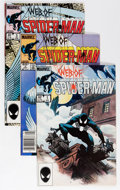 Modern Age (1980-Present):Superhero, Web of Spider-Man #1-100 Complete Run Group (Marvel, 1985-93)Condition: Average VF/NM.... (Total: 114 Comic Books)