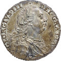"""Great Britain, Great Britain: George III """"Hearts - 1/Inverted 1"""" Shilling 1787,..."""