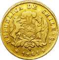 Chile, Chile: Republic gold Escudo 1841 So-IJ,...