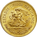 Mexico, Mexico: Republic gold 20 Pesos 1918,...