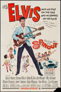 "Movie Posters:Elvis Presley, Spinout (MGM, 1966). One Sheet (27"" X 41""). Elvis Presley.. ..."