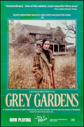 "Movie Posters:Documentary, Grey Gardens (Portrait Releasing Inc., 1976). One Sheet (27"" X 41""). Documentary.. ..."