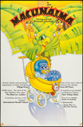 """Movie Posters:Foreign, Macunaima (New Line, 1972). One Sheet (24.25"""" X 37""""). Foreign.. ..."""