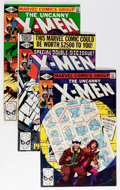 Modern Age (1980-Present):Superhero, X-Men Group (Marvel, 1979-86) Condition: Average NM-.... (Total: 30Comic Books)