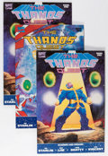 Modern Age (1980-Present):Superhero, Thanos Quest #1 and 2 Group (Marvel, 1990) Condition: AverageNM.... (Total: 11 Comic Books)