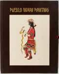 Books:Prints & Leaves, Jamake Highwater, Dr. Hartley Burr Alexander. Pueblo IndianPainting. Santa Fe: Bell Editions, 1979. Reprint of...