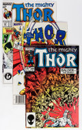Modern Age (1980-Present):Superhero, Thor #337-382 Complete Run Group (Marvel, 1983-87) Condition:Average NM.... (Total: 46 Comic Books)