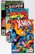 Modern Age (1980-Present):Miscellaneous, Marvel Bronze to Modern Age Long Box Group (Marvel, 1970s-90s) Condition: Average VG....