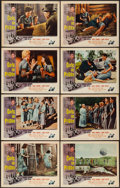 """Movie Posters:Bad Girl, Girls in Prison (American International, 1956). Lobby Card Set of 8(11"""" X 14""""). Bad Girl.. ... (Total: 8 Items)"""