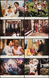 """Mr. Mom & Other Lot (20th Century Fox, 1983). Lobby Card Sets of 8 (2) (11"""" X 14""""). Comedy. ... (Total..."""
