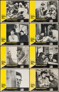 """Movie Posters:Academy Award Winners, Midnight Cowboy (United Artists, 1969). Lobby Card Set of 8 (11"""" X 14"""") X-Rated Style. Academy Award Winners.. ... (Total: 8 Items)"""