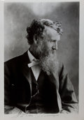 Books:Americana & American History, [American Heritage Archives]. Photographic Reprint of John Muir.Measures 17 x 12 inches. Some small creases, but overall ve...